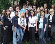 UCLAN broadcast journalism course 2008-9