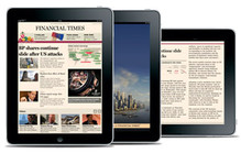 Financial Times iPad