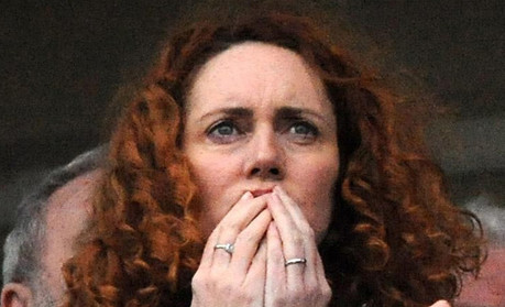 Barry Batchelor/PA Rebekah Brooks