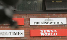 News International in Wapping, London, Yui Mok/PA
