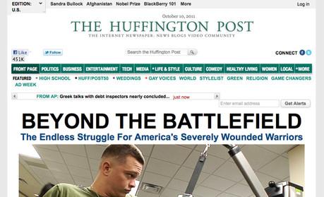 The Huffington Post: A success story - Marios Mantzos - Medium
