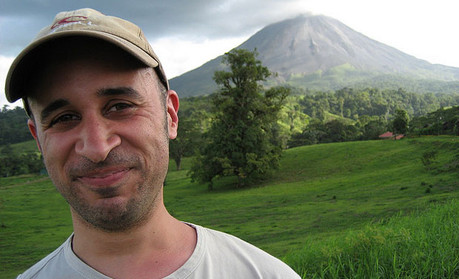Michael Dixon in Costa Rica