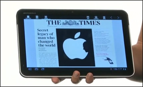 Times Tablet