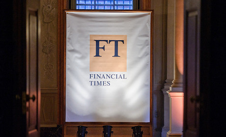 Financial Times banner