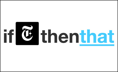 IFTTT New York Times
