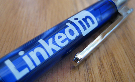 linked in pen
