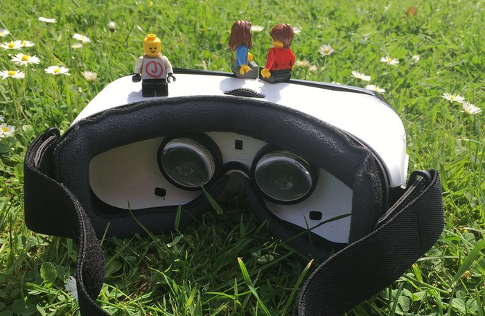 360 immersive reality video