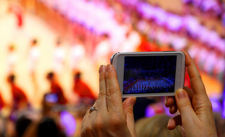 5 tips for streaming live video from a smartphone