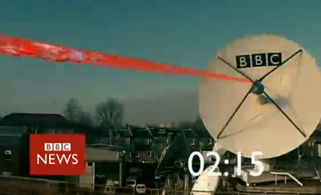BBC News channel intro