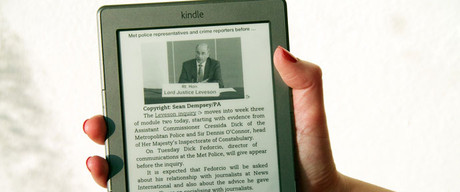 Kindle (how to)