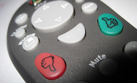 True false remote