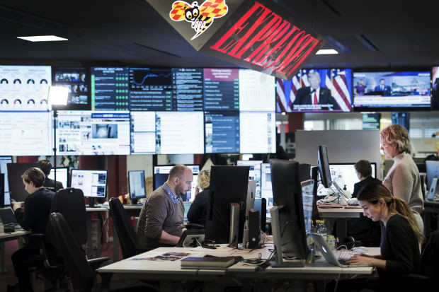 Expressen TV continues to grow as it gears up to work on new