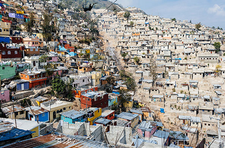 Poverty in haiti research paper