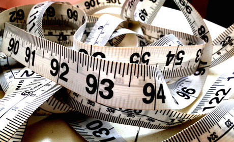 measuring tape length tailored