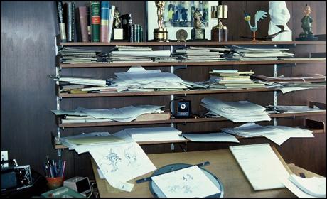 publishing desk