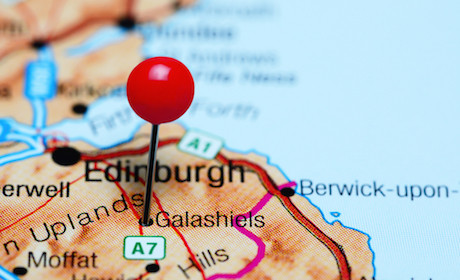 map pin edinburgh