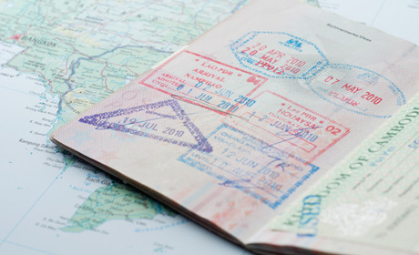 passport travel abroad