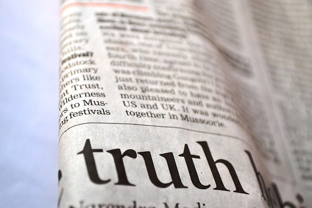 truth newspaper