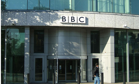BBC outside