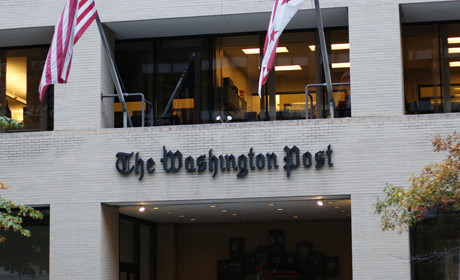 Washington Post office