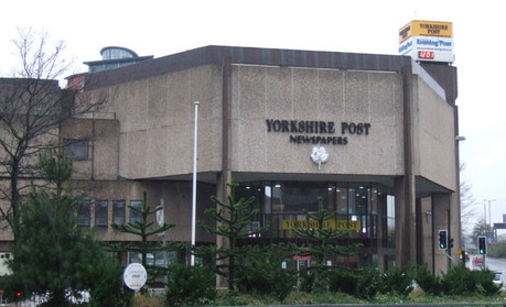 Yorkshire Post headquarters
