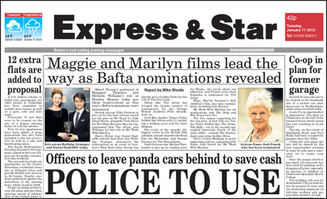 Express and Star app