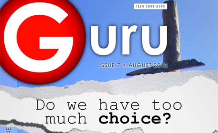 Digital science mag Guru receives mobile app funding | Media