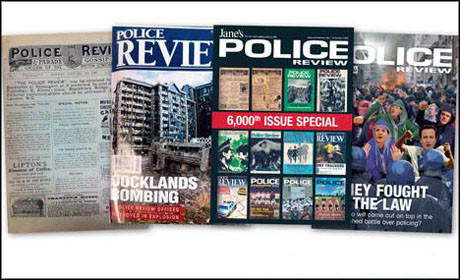police review covers