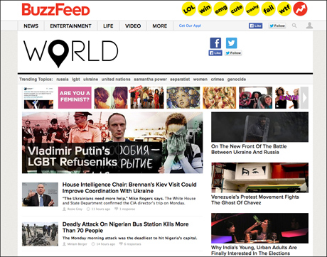 buzzfeed world