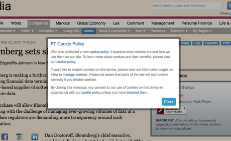 a guide for online publishers on the new eu cookie rules online journalism features