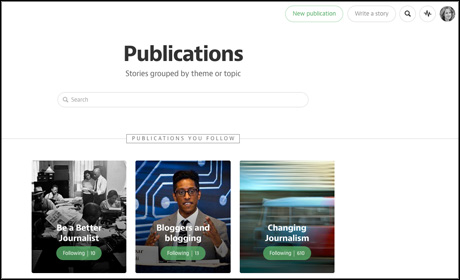 How to publish stories to Medium | Media news