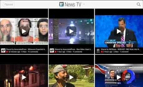 News TV Flipboard