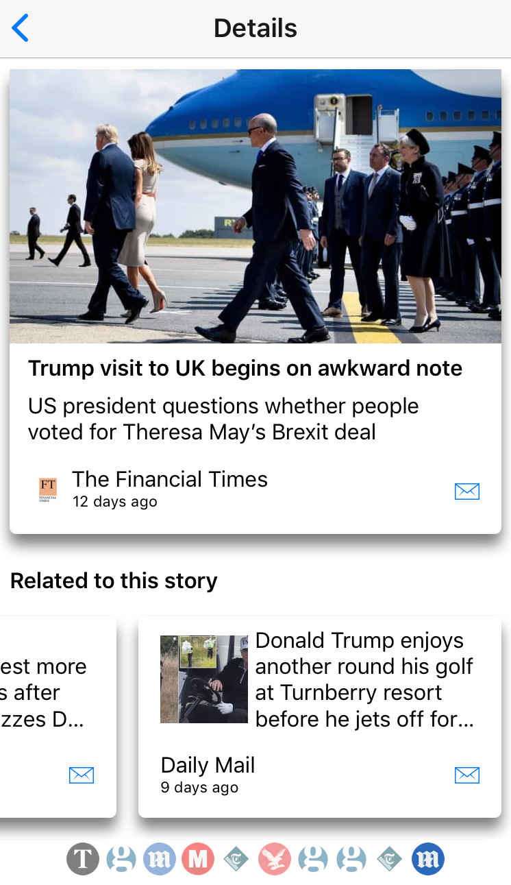 New app News With Friends encourages users to share stories from outside their filter bubble