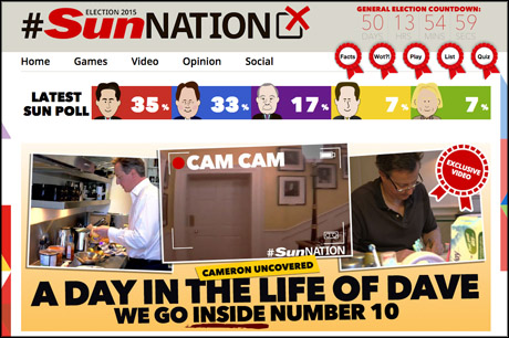 sunnation screenshot