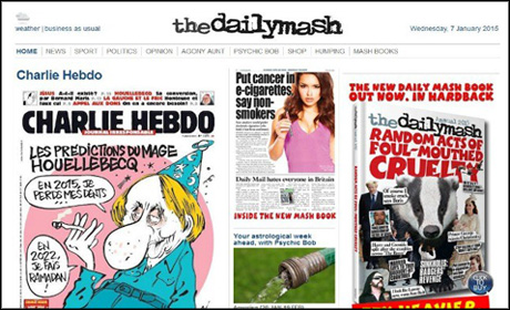 9 Publications Proudly Flying The Flag For Satire Media News