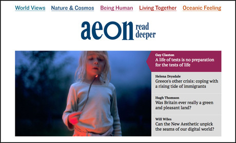 aeon digital magazine