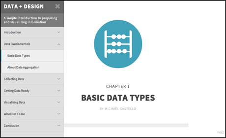 Data Design chapter