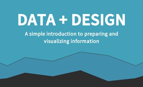 'Data+Design': free ebook released for data visualisation