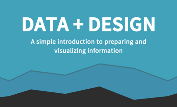 'Data+Design': free ebook released for data visualisation