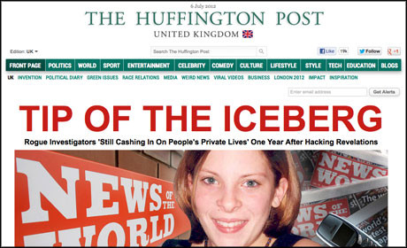 Huffington Post to launch French edition with Le Monde