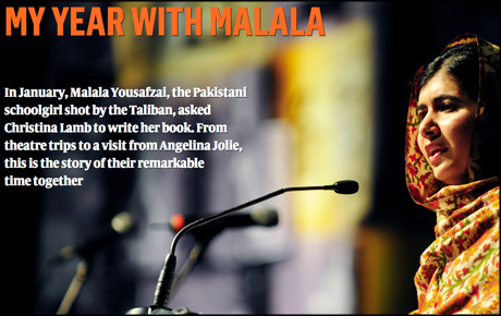 my year with malala