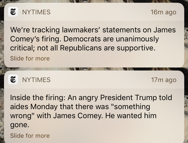 the lock screen battle how the new york times cnn and buzzfeed