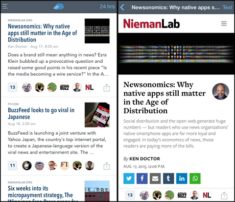 5 news aggregation apps to keep up with stories | Media news