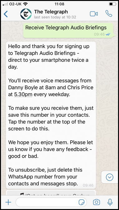 How To Get Your News Organisation Set Up On Whatsapp Media News