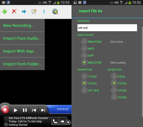 App For Journalists Wavepad Free For Editing Audio Media News