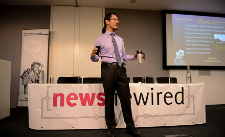 david ho news:rewired