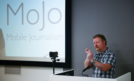 10 useful iOS apps for mobile journalism