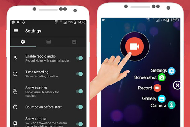 3 free apps for screen-recording on your Android smartphone | Media news