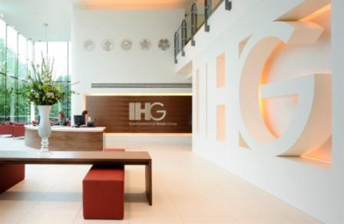 Morgan Lovell Creates Inspired Office Space at IHG