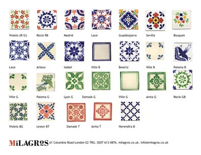 hand made decorative wall tiles from mexico latest press releases